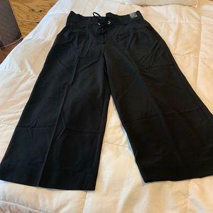 New York $ company 7th Ave crop pantwide leg